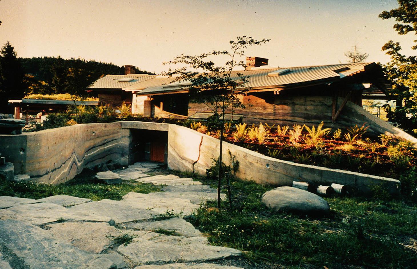 Землебитные дома: экологичность и доступность