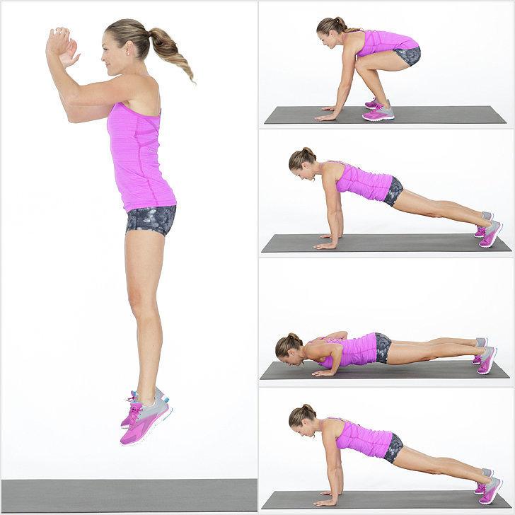 Упражнения для похудения живота подростков