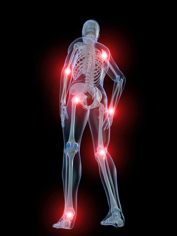 Хруст в суставах гормон боль в суставах ног симптомы