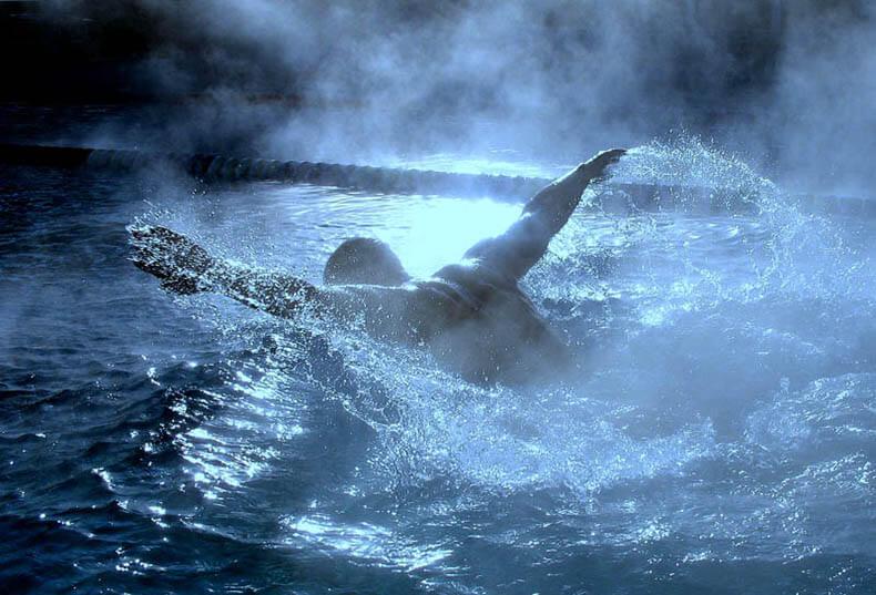 Что означает сон б когда плывешь в чистой реке с большим течением