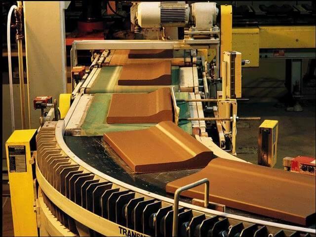 керамическая черепица оборудование для производства