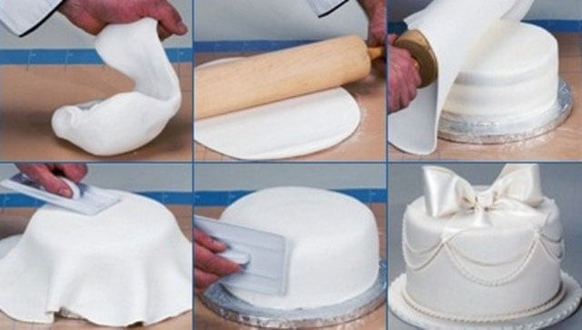 Мастика для торта  рецепты фото