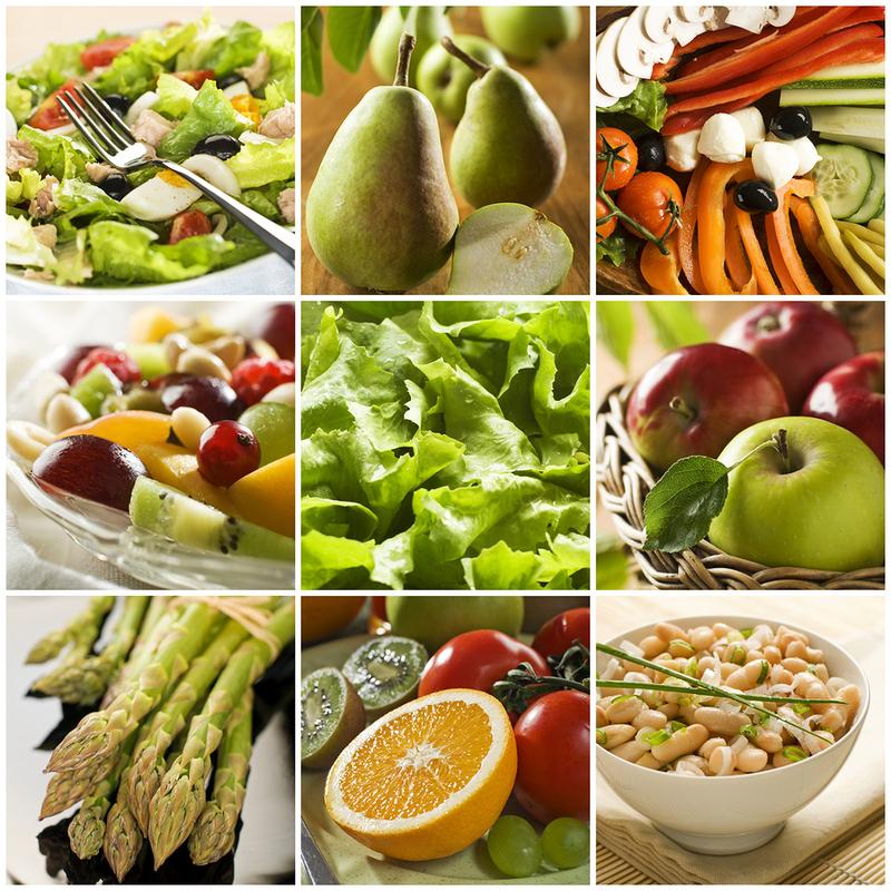 Чем полезна овощная диета