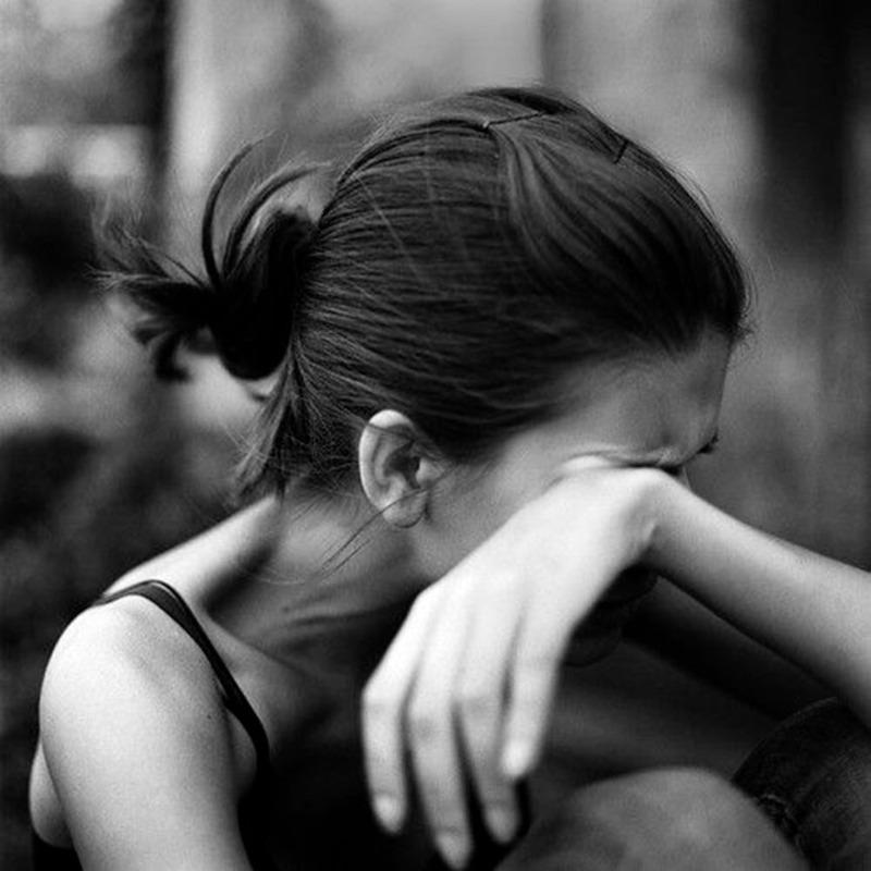 Картинки брошенной девушки боль