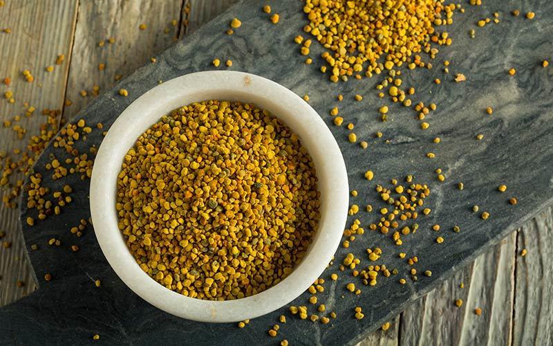 похудеть с помощью пыльцы