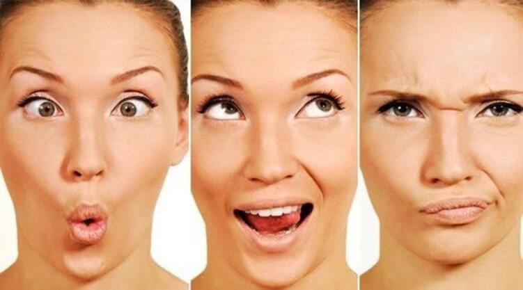Как Похудеть Лицо Упражнение. Как похудеть в лице: щеки, сдувайтесь!