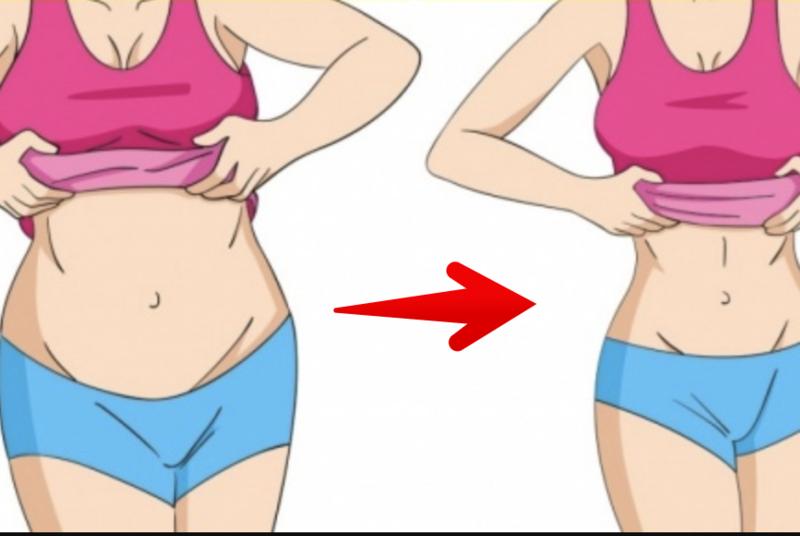 Сжечь Жир С Живота Женщине. Стратегия быстрого сжигания жира на животе и формирования талии для женщин